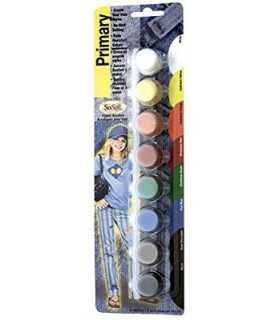 AMERICANA SET SO SOFT PRIMARIOS 8 COLORES x 3,7 ML
