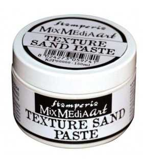 TEXTURE SAND PASTE STAMPERIA BLANCO NIEVE 150 ML