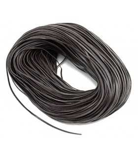 TIRETA CUERO NATURAL 2 MM ANCHO 1 MM GROSOR 3 M
