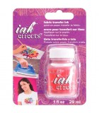 INK EFFECTS TINTA TRANSFERIBLE PARA TELA 29 ML : INK EFFECTS:02 ROJO