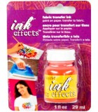 INK EFFECTS TINTA TRANSFERIBLE PARA TELA 29 ML : INK EFFECTS:04 AMARILLO
