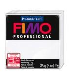 FIMO PROFESSIONAL STAEDTLER PASTILLA DE 85 GRAMOS : FIMO PROFESIONAL:0 BLANCO