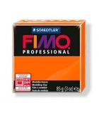 FIMO PROFESSIONAL STAEDTLER PASTILLA DE 85 GRAMOS : FIMO PROFESIONAL:4 NARANJA