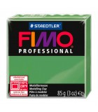 FIMO PROFESSIONAL STAEDTLER PASTILLA DE 85 GRAMOS : FIMO PROFESIONAL:57 VERDE HOJA