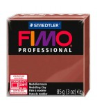 FIMO PROFESSIONAL STAEDTLER PASTILLA DE 85 GRAMOS : FIMO PROFESIONAL:77 CHOCOLATE