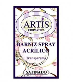 BARNIZ EN SPRAY SATINADO DAYKA 400 ML