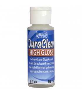 BARNIZ DURACLEAR HIGH GLOSS AMERICANA 60 ML