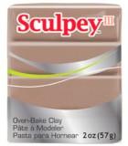 SCULPEY III COLORES NUEVOS PASTILLA 56 GRAMOS : Unidades:1 unidad, color:1657 Avellana