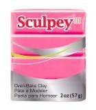 SCULPEY III COLORES NUEVOS PASTILLA 56 GRAMOS : Unidades:1 unidad, color:1142 CANDY PINK