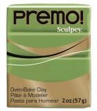 SCULPEY PREMO PASTILLA DE 56 GRAMOS SEGUNDA PARTE : color:5007 SPANISH OLIVE