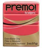 SCULPEY PREMO PASTILLA DE 56 GRAMOS SEGUNDA PARTE : color:5026 POMEGRANATE