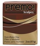SCULPEY PREMO PASTILLA DE 56 GRAMOS PRIMERA PARTE : color:5053 SOMBRA NATURAL