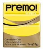 SCULPEY PREMO PASTILLA DE 56 GRAMOS PRIMERA PARTE : color:5072 AMARILLO ZINC