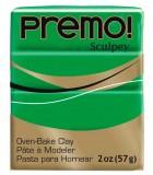 SCULPEY PREMO PASTILLA DE 56 GRAMOS PRIMERA PARTE : color:5323 VERDE