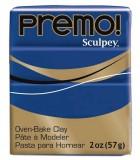 SCULPEY PREMO PASTILLA DE 56 GRAMOS PRIMERA PARTE : color:5562 AZUL MARINO