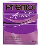 SCULPEY PREMO ACCENTS PASTILLA 57 GR : ACCENTS:5031 PURPLE PEARL