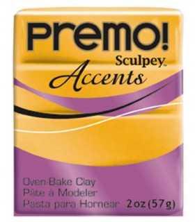 SCULPEY PREMO ACCENTS PASTILLA 57 GR