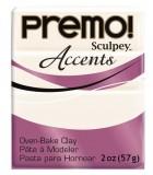 SCULPEY PREMO ACCENTS PASTILLA 57 GR : ACCENTS:5101 PEARL