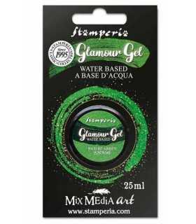 GLAMOUR GEL STAMPERIA NATURE GREEN 25 ML