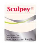 SCULPEY III PASTILLA MODELAR 56GR. PRIMERA PARTE. : Unidades:1 unidad, color:010 Transparente