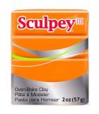 SCULPEY III PASTILLA MODELAR 56GR. PRIMERA PARTE. : Unidades:1 unidad, color:033 Batata