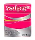 SCULPEY III PASTILLA MODELAR 56GR. PRIMERA PARTE. : Unidades:1 unidad, color:083 Rojo