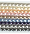 PERLA BARROCA DE CRISTAL SWAROVSKI DE 9 x 8 mm