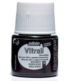 PINTURA PARA VITRALES VITRAIL DE PEBEO 45 ml : color:19 VIOLETA ROJO