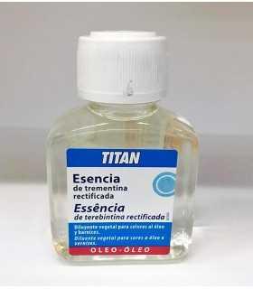ESENCIA DE TREMENTINA RECTIFICADA TITÁN 100 ML