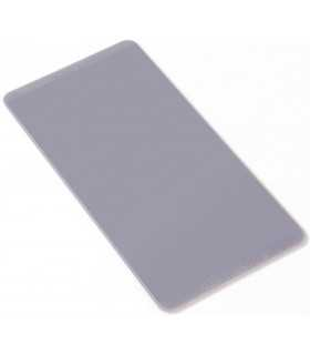 PLACA DE REPUJADO O EMBOSSING SIDEKICK GRIS