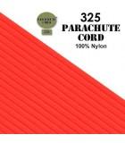 CUERDA DE PARACAÍDAS 3 MMx 6,4 METROS PARACORD 325 : CORDÓN PARACAÍDAS:2110 ORANGE
