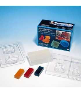 Kit para hacer jabones artesanales Pequeño Exagon
