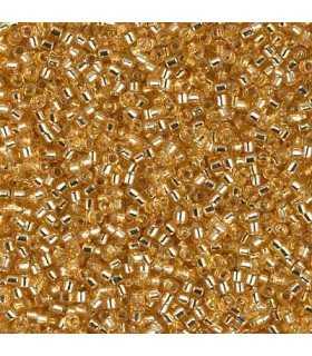 MIYUKI DELICA BEADS 11/0 PLATEADAS BOLSA 6 GR