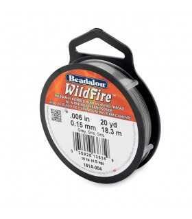 BEADALON WILDFIRE 0,15 MM 18,3 M RESISTE 4,5 KG