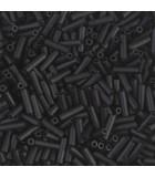 CANUTILLO MIYUKI 6 mm OPACO MATE-2  10 GR : MIYUKI ROCALLA:401F MATTE BLACK
