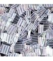 CANUTILLO MIYUKI 6 mm TRANSPARENTES AB-1 10 GR
