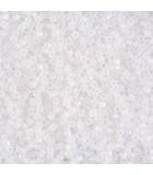 MIYUKI DELICA BEADS 11/0 OPAL-1 BOLSA 6 GR APR : COLORES DELICA:220 WHITE OPAL