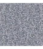 GRANITO MIYUKI 15/0 GALVANIZADOS-2  6 GRAMOS : MIYUKI ROCALLA:1105 GALV CRYSTAL