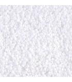 GRANITO MIYUKI 15/0 MATE A 6 GR : MIYUKI ROCALLA:402F MATTE WHITE