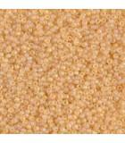 GRANITO MIYUKI 15/0 FROST RAINBOW A 6 GR APR : MIYUKI ROCALLA:132FR MAT CANTAL AB