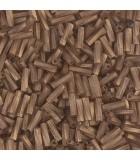 CANUTILLO RETORCIDO MIYUKI 6x2mm ORO ANT MATE 10g : MIYUKI ROCALLA:1262 GAM TR TOPAZ