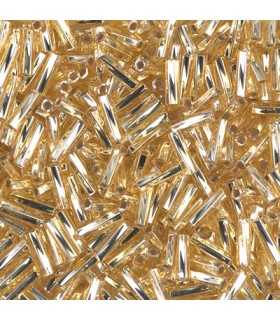 CANUTILLO RETORCIDO MIYUKI 6x2mm S.L.-1  10 GR