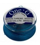 HILO ONE G DE TOHO 0,25 MM 46 METROS : COLORES C LON:Blue
