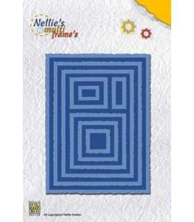 TROQUELES NELLIE´S MULTI FRAMES MARCOS 18 UD