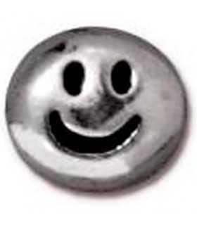 SMILEY PELTRE 7 MM  1 UD