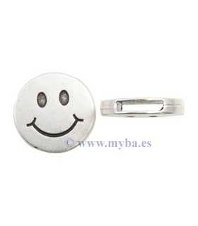 DISCO ZAMAK SMILEY 18x4,5 MM  PASO 10x2mm 2 UD