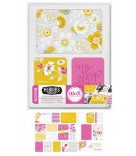 TARJETAS JOURNALING CARDS WAMK BLOOM FLORES 275 UD
