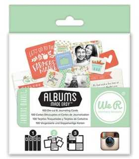 TARJETAS JOURNALING INSTAGRAM FARMER´S MARK 100 UD
