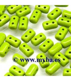 RULLA 3x5 MM OPAQUE GREEN 3553410 10 GRAMOS