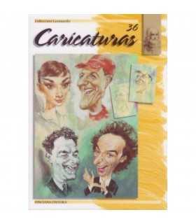 REVISTA LEONARDO Nº 36 CARICATURAS